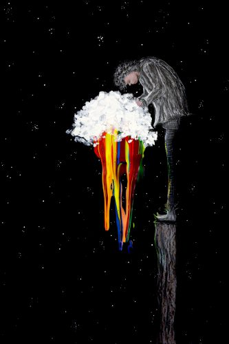 Thoughts & Feelings - And tomorrow the world will be colourful