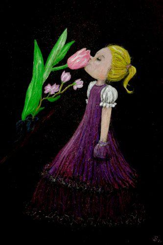 Thoughts & Feelings - Blütenschnuppern