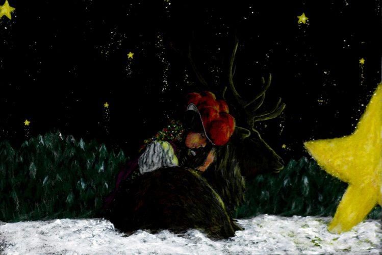 Nachts im Schwarzwald - Einfach nur Stille