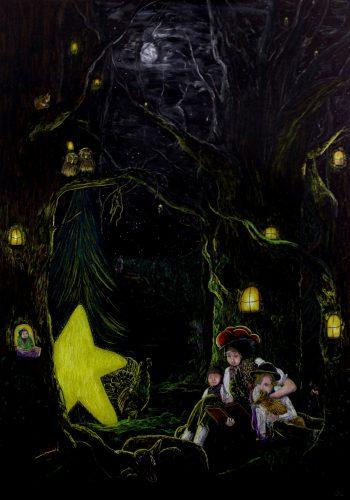 Nachts im Schwarzwald - Zauberlesen